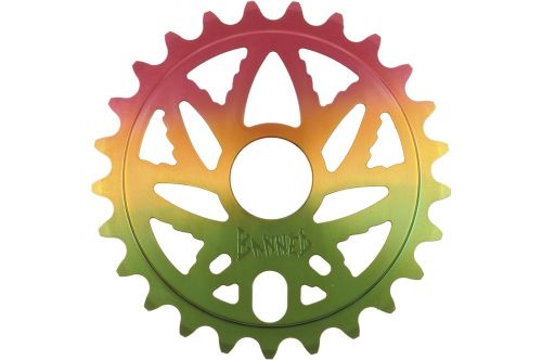 Banned Budsaw Sprocket - Rasta 25T